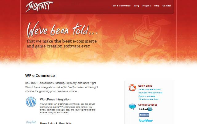 ショップ[WP e-commerce]